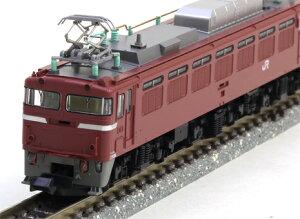 ☆電気機関車 カトー☆EF81 一般色・敦賀運転派出【KATO・3066-3】「鉄道模型 Nゲージ カトー」