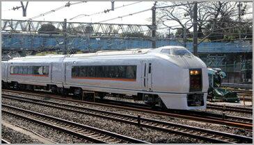【真鍮製】JR東日本651系1000番代 特急「あかぎ」7輌セット(完成品)【エンドウ・ES258】「鉄道模型 HOゲージ 金属」