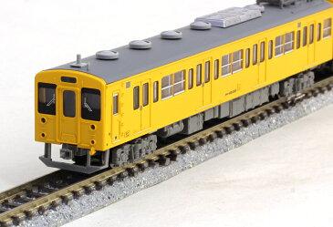 105系-500番台 濃黄色 4両セット【マイクロエース・A0791】「鉄道模型 Nゲージ MICROACE」