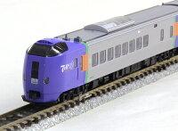 キハ261-1000系特急ディーゼルカー(スーパーとかち)基本セット (3両) 【TOMIX・92595】「鉄道模型 Nゲージ トミックス」
