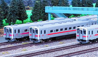 JR北海道キハ54形(500番代・留萌本線) 2両編成セット(動力付き) 【グリーンマックス・30632】「鉄道模型 Nゲージ GREENMAX」