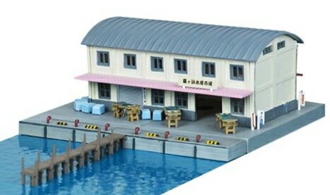 建コレ024-3 漁港B3 【トミーテック・282136】「鉄道模型 Nゲージ TOMYTEC」