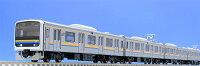 209系2100番台 通勤電車(房総色・6両編成)セット(6両)