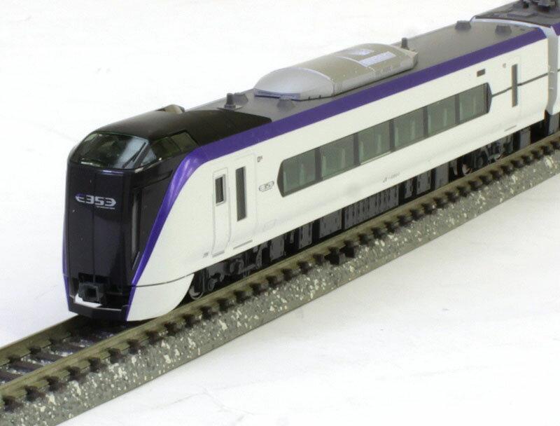 鉄道模型, 電車 E3534KATO10-1522 N