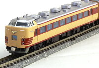485系 初期形 2両増結セット【KATO・10-1130】「鉄道模型 Nゲージ カトー」