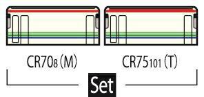 ※新製品 6月発売※ふるさと銀河線りくべつ鉄道CR70 75形セット(2両)【TOMIX・98093】「鉄道模型 Nゲージ トミックス」_1