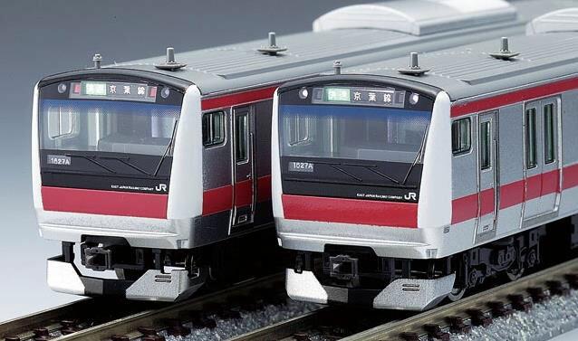 ※新製品 1月発売※E233-5000系電車(京葉線)基本セット(4両)【…