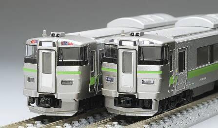 733-3000系近郊電車(エアポート)増結セット(3両)【TOMIX・98431】「鉄道模型 Nゲージ トミックス」