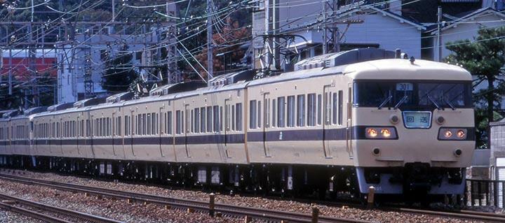 ※新製品 9月発売※117-100系近郊電車(新快速)セット(6両)【TOMIX・98745】「鉄道模型 Nゲージ トミックス」