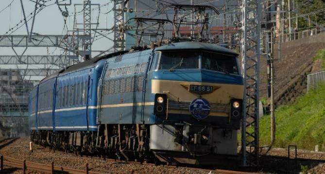 ※新製品 1月発売※EF66-0形(後期型 特急牽引機 グレー台車)【TOMIX・7143】「鉄道模型 Nゲージ トミックス」