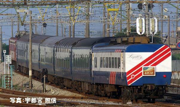 ※新製品 1月発売※14系15形特急寝台客車(あかつき)セット(7両)【TOMIX・98753】「鉄道模型 Nゲージ トミックス」