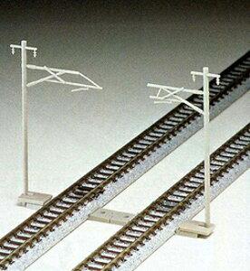 ☆トミックス 鉄道模型☆単線架線柱(近代型)【TOMIX・3003】「鉄道模型 Nゲージ トミックス」