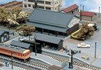 ローカル貨物ホームセット【KATO・23-221】「鉄道模型 Nゲージ ストラクチャー」