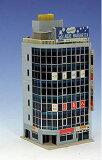 ショッピングビル1 ブルー【KATO・23-433A】「鉄道模型 Nゲージ ストラクチャー」