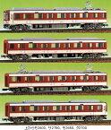 近鉄2600系 4輌編成セット(未塗装組立キット)【グリーンマックス・427】「鉄道模型 Nゲージ GREENMAX」