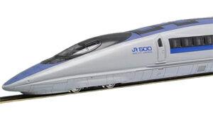★Nゲージ 鉄道模型★500系新幹線(のぞみ) 8両増結セットB【KATO・10-512】「鉄道模型 Nゲ...