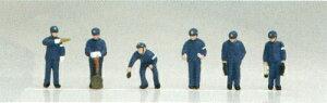 ☆鉄道模型 Nゲージ☆SL乗務員 点検【KATO・24-268】「鉄道模型 Nゲージ 人間」