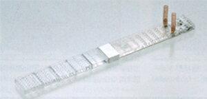 室内灯・広幅・白色LED 6個入【マイクロエース・G0004】「鉄道模型 Nゲージ オプションパーツ」