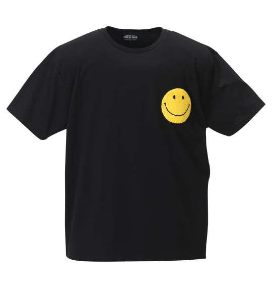 トップス, Tシャツ・カットソー  T SMILEY FACE () (3L 4L 5L 6L)