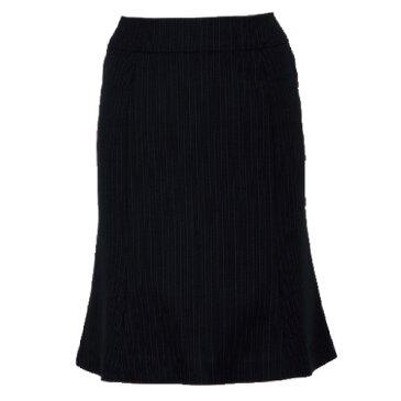 レディース スカート オフィスユニフォーム 事務服 [ボンマックス] BONMAX Outlast スカート AS2245-30 ブラック×ピンク 5~19号 仕事着