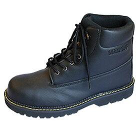 先芯入作業靴【送料無料】ミドリ安全ワークプラスMPW−20ブラック24.0〜28.0・29.0(EEE)