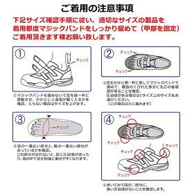 安全靴【送料無料】ミドリ安全男女兼用先芯入りスニーカー小指も守る安全靴PROTECTOES5[プロテクトウズ5]PF110ブルー[22.0〜28.0/29./30.0cm]