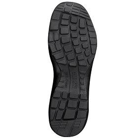 安全靴【送料無料】ミドリ安全男女兼用先芯入りスニーカー小指も守る安全靴PROTECTOES5[プロテクトウズ5]PF110ブルー
