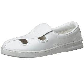 男女兼用静電作業靴ミドリ安全エレパスM102ホワイト