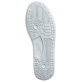 【大サイズ】男女兼用静電作業靴ミドリ安全エレパスM102ホワイト
