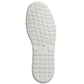 男女兼用静電作業靴ミドリ安全エレパス303《JIS:T8103準拠》ホワイト耐滑通気構造