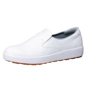【大サイズ】男女兼用【送料無料】ミドリ安全粉職場用耐滑軽量作業靴コナグリップCG700ホワイト