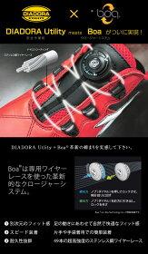 ディアドラ安全靴DIADORA【送料無料安全作業靴】ミドリ安全滑りやすい環境でも働く人の安全を守りますフィンチ[FC−552/FC−712]