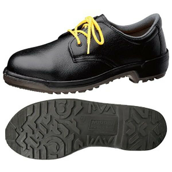 静電安全靴 MZ010J静電 ブラック [耐滑]