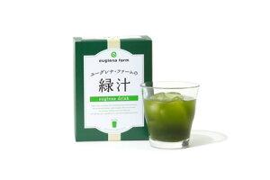5,250円以上送料無料!ミドリムシ入り ユーグレナ・ファームの緑汁ユーグレナ・ファームの緑汁