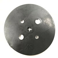 防草シート人工芝押さえ用黒丸釘セット黒丸板50枚と15cm釘50本セット特殊釘雑草対策