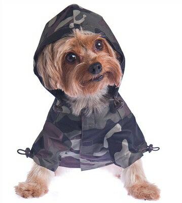 ★RuffLuv/ラフラブ★Convoy Water-resistent Coat犬用反射テープ付リバーシブルコート(撥水)