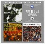 輸入盤 MANDO DIAO / TRIPLE ALBUM COLLECTION [3CD]