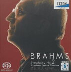 マルティン・ジークハルト/アーネム・フィルハーモニー管弦楽団 / ブラームス: 交響曲第2番、大学祝典序曲 [CD]