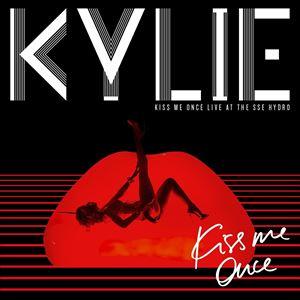ロック・ポップス, その他  KYLIE MINOGUE KISS ME ONCE LIVE AT THE SSE HYDRO 2CDDVD
