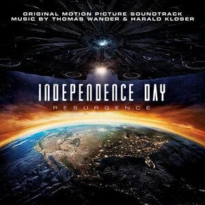 輸入盤 O.S.T. / INDEPENDENCE DAY : RESURGENCE [CD]