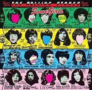 洋楽, ロック・ポップス  ROLLING STONES SOME GIRLS LP