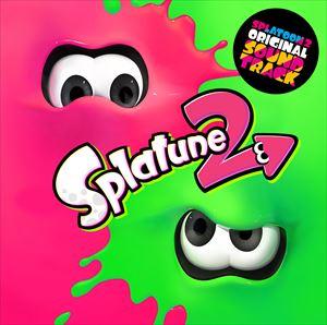 CD, ゲームミュージック 2 Splatoon2 ORIGINAL SOUNDTRACK -Splatune2- CD