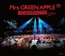[送料無料] Mrs.GREEN APPLE/In the Morning Tour - LIVE at TOKYO DOME CITY HALL 20161208 [Blu-ray]
