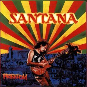ロック・ポップス, その他  SANTANA FREEDOM CD