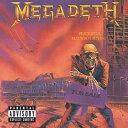 輸入盤 MEGADETH / PEACE SELLS BUT WHO'S + 4 [CD]