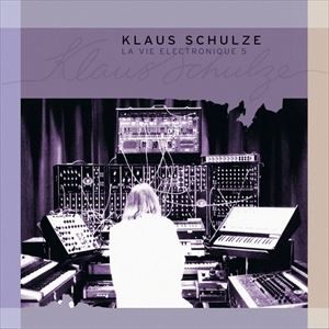 [送料無料] 輸入盤 KLAUS SCHULZE / LA VIE ELECTRONIQUE 5 [3CD]