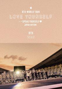 洋楽, ロック・ポップス BTS WORLD TOURLOVE YOURSELFSPEAK YOURSELF-JAPAN EDITION DVD