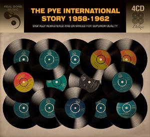 產品詳細資料,日本Yahoo代標 日本代購 日本批發-ibuy99 CD、DVD 輸入盤 VARIOUS / PYE INTERNATIONAL STORY 1958-1962 […