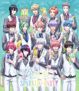 B-PROJECT〜絶頂*エモーション〜 SPARKLE*PARTY(完全生産限定版) [Blu-ray]画像