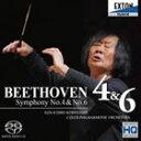 小林研一郎(cond) / ベートーヴェン: 交響曲第4番、第6番 田園(HQ-